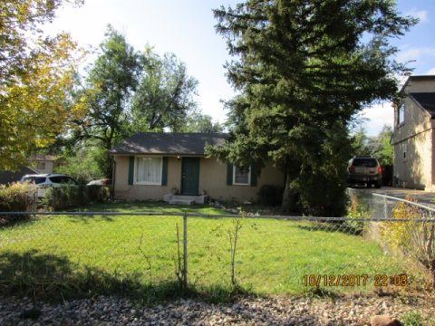 Incredible Rental Property Investment at 1658 Dorchester Drive Colorado Springs CO