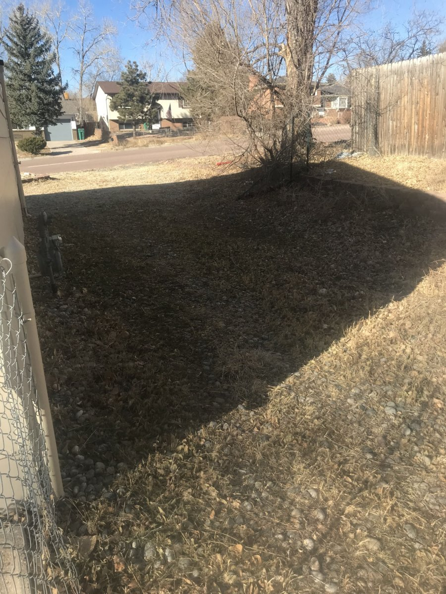 3 Bed 1.5 Bath Rancher Rehab Needed at 1445 Peterson Rd, Colorado Springs CO