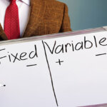 Difference Between a Variable and Fixed Mortgage