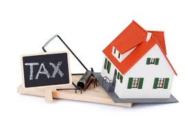 charleston real estate taxes