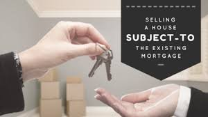 selling my house Memphis subject to the existing mortgage