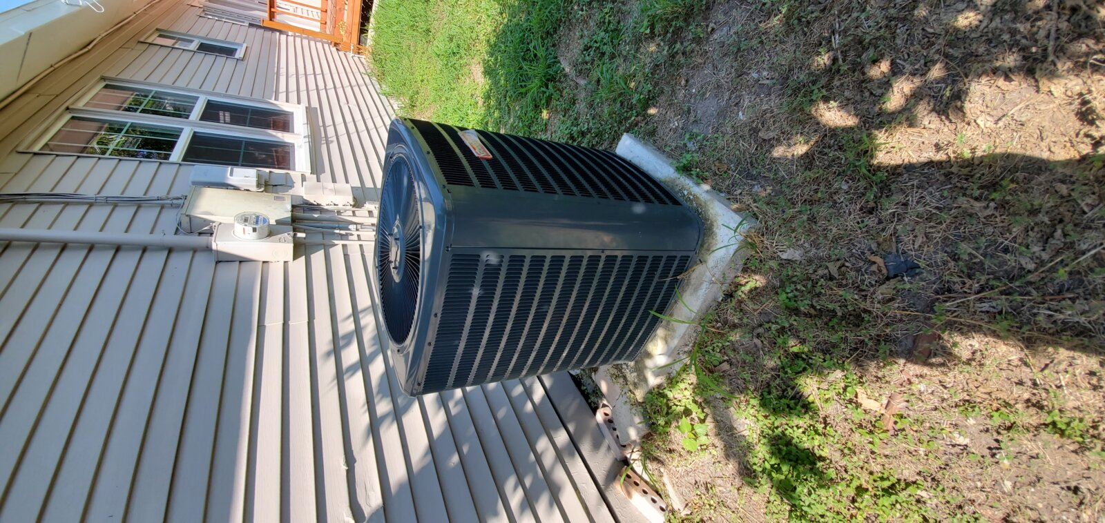 sell my house fast - new a/c