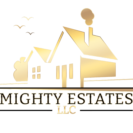 Mighty Estates, LLC.  logo