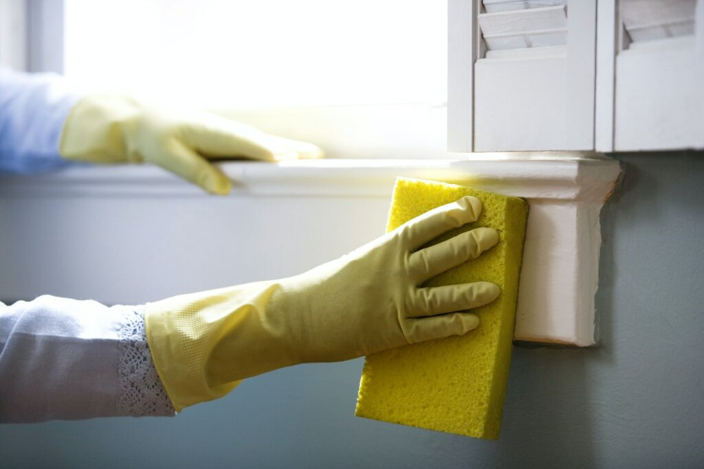 cleaning your house when you want to sell in New Jersey