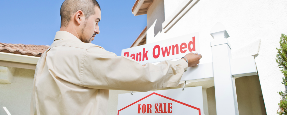 Can I give my house in Greensboro back to the bank without an expensive foreclosure?