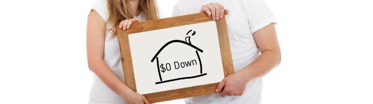 Zero Down Loans