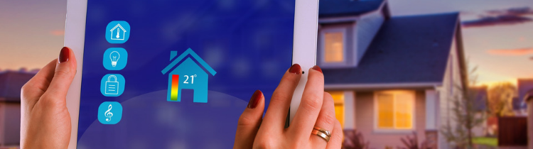 Smart Home Technology To Add To Your New  Property!
