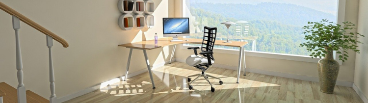 5 Tips For Creating The Ultimate Home Office in Your New Martinsburg and Hagerstown Home