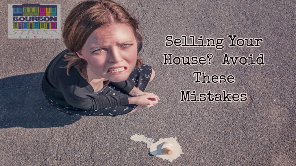 Information on selling mistakes in Fort Myers Florida and how to avoid them for house sellers.