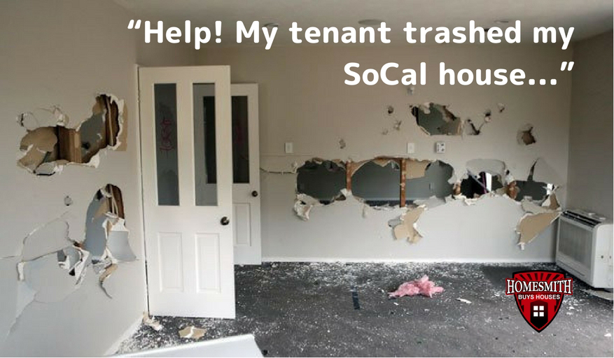 Help! My Last Tenant Trashed My Southern California House