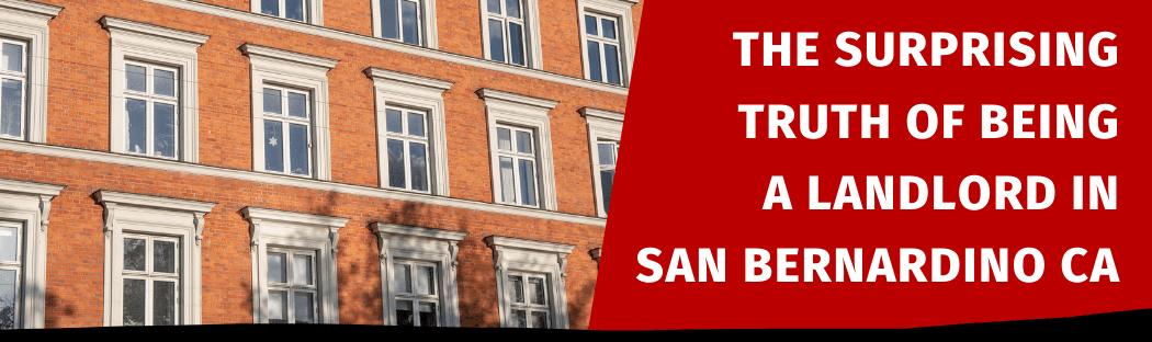 Selling My House In San Bernardino CA