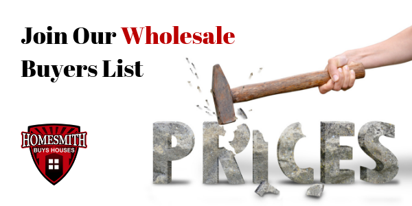 Sell My House Fast Southern California   We Buy Houses Southern California   Homesmith Buys Houses Southern California   Join our Wholesale Buyers List today!   Homesmith Group