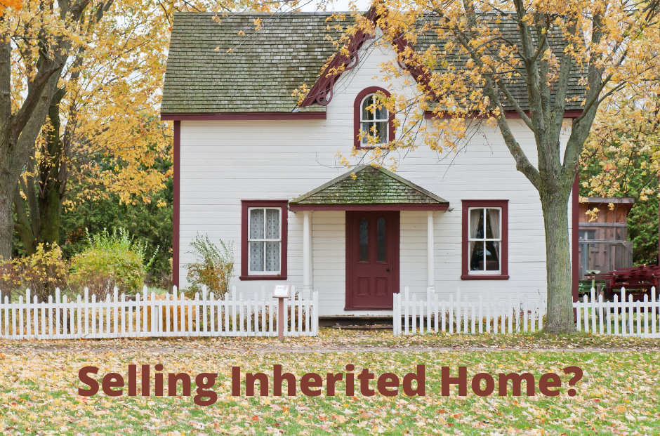 Selling Inherited Home