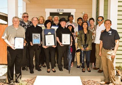 Habitat LA C Coalition Awards