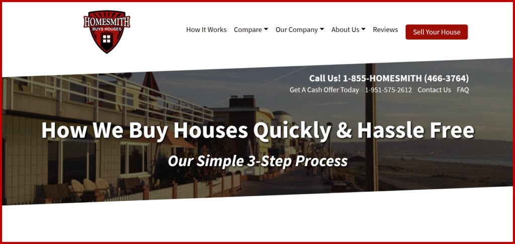 Homesmith Group | How It Works