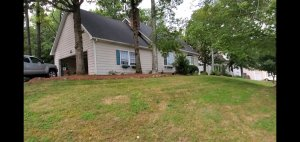 We Purchased this House in High Point, NC.