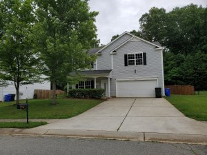 1114 Birkdale Dr Mebane,NC. Actual House purchased by AIP House Buyers