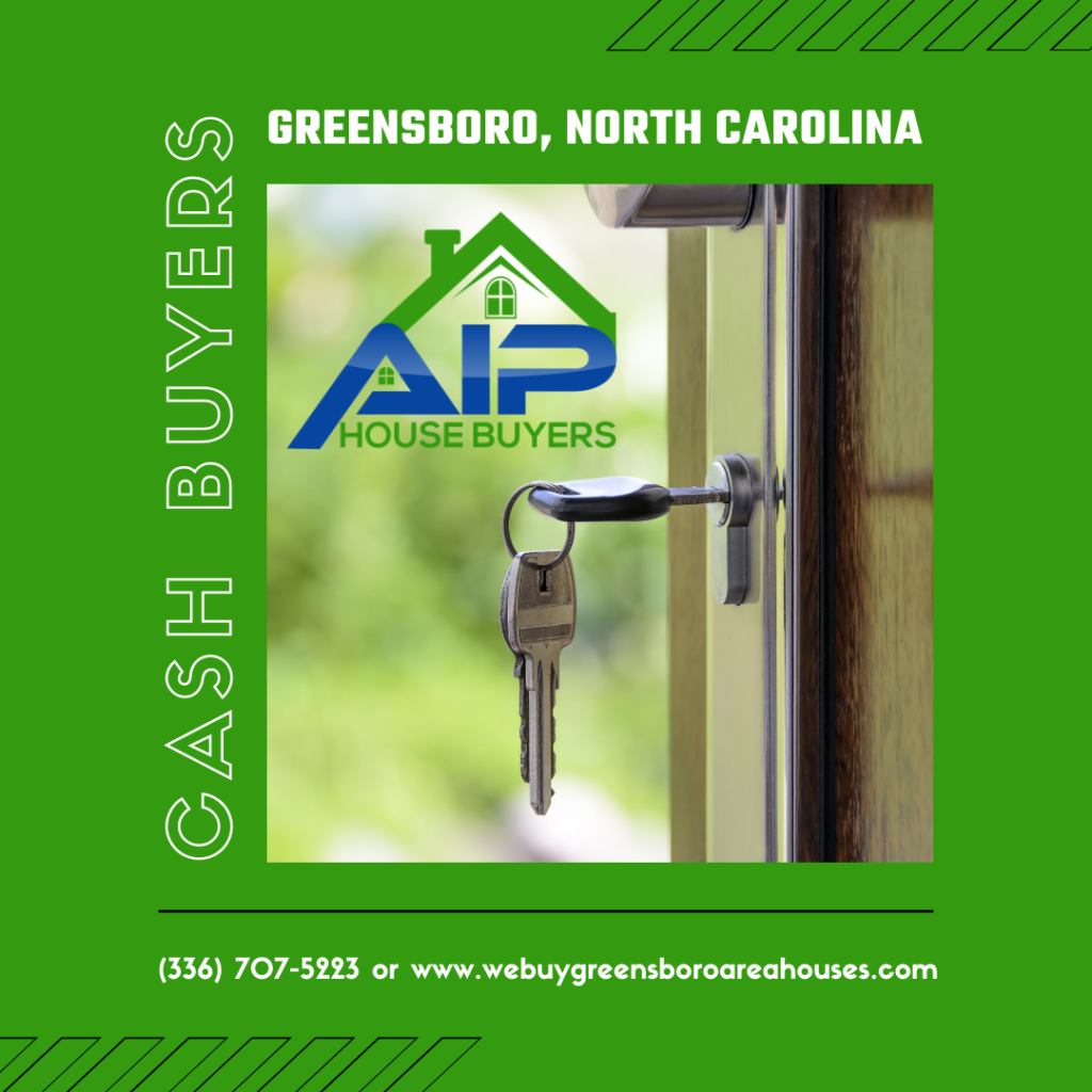 We Buy Houses in Greensboro NC
