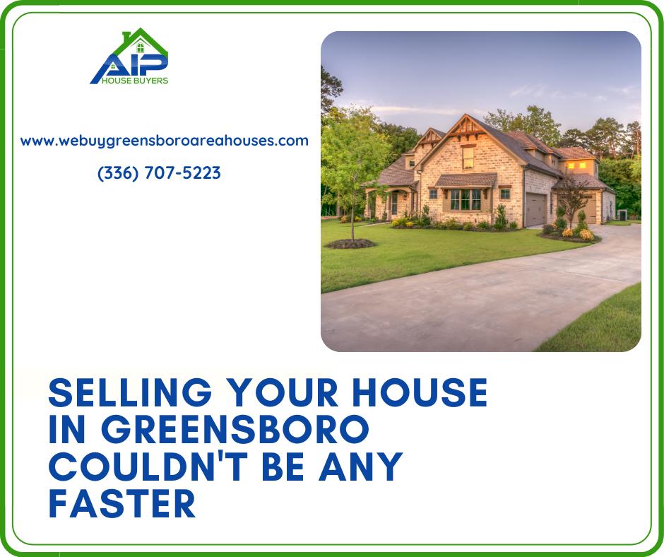 We Buy Houses in Greensboro NC