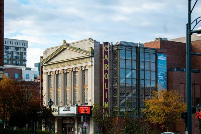 Theater in Downtown Greensboro