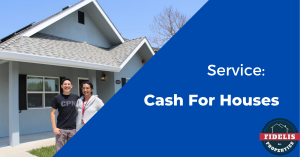 Service: Cash For Houses