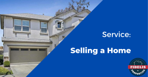 Service: Selling A Home