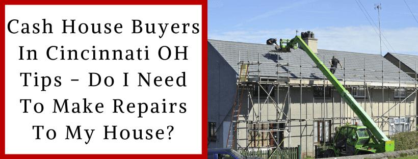Sell My House In Cincinnati OH