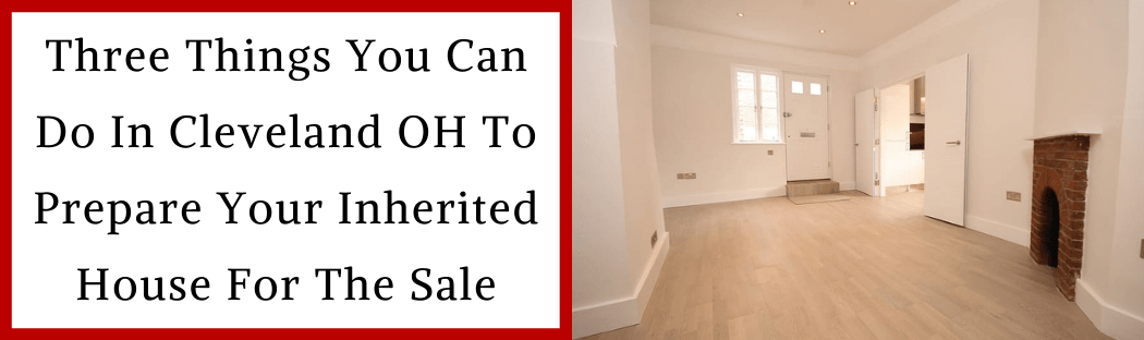 Sell My House In Cleveland OH