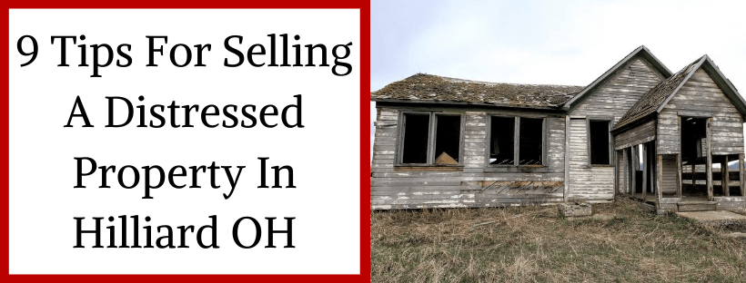 Sell My House In Hilliard OH