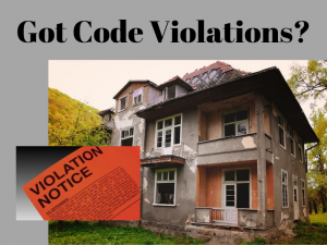 Code Violations | City Code Violations | Homesmith Buys Houses Columbus OH | Sell My House Fast Columbus OH | We Buy Houses Columbus OH | 1-855-HOMESMITH