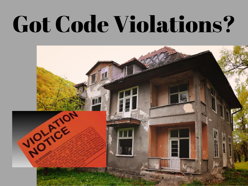 Code Violations   City Code Violations   Homesmith Buys Houses Columbus OH   Sell My House Fast Columbus OH   We Buy Houses Columbus OH   1-855-HOMESMITH