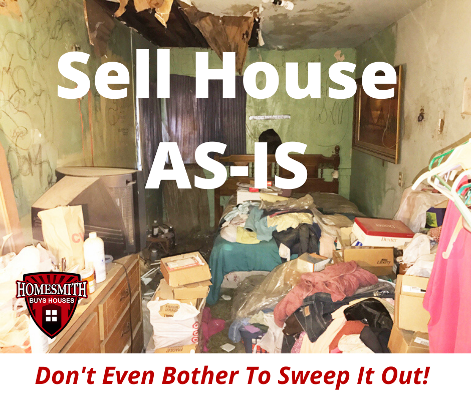 Selling House As-Is | We Buy Houses As-Is Columbus OH | Sell House As-Is For Cash Columbus OH | Cash For Houses In Ohio | Homesmith Buys Houses As-Is Columbus OH | 1-877-HOMESMITH
