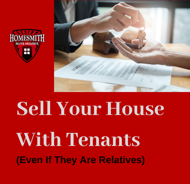 Sell Your House Fast With Tenants | Homesmith Buys Houses Columbus OH | We Buy Houses Columbus OH | Sell House Fast Columbus OH | 1-877-HOMESMITH
