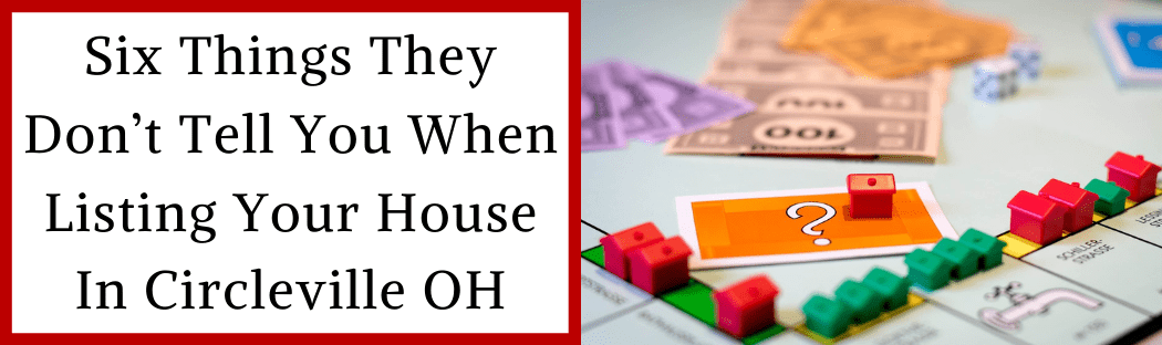 Sell My House In Circleville OH