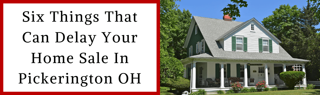 Sell My House In Pickerington OH