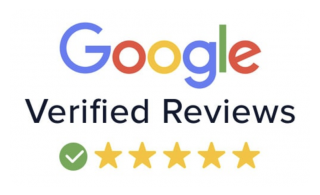 Google Verified Reviews 5 Stars