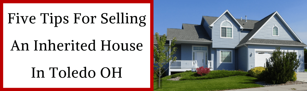 Sell My House In Toledo OH