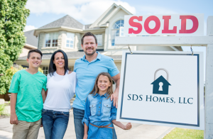 SDS HOMES, LLC we buy houses