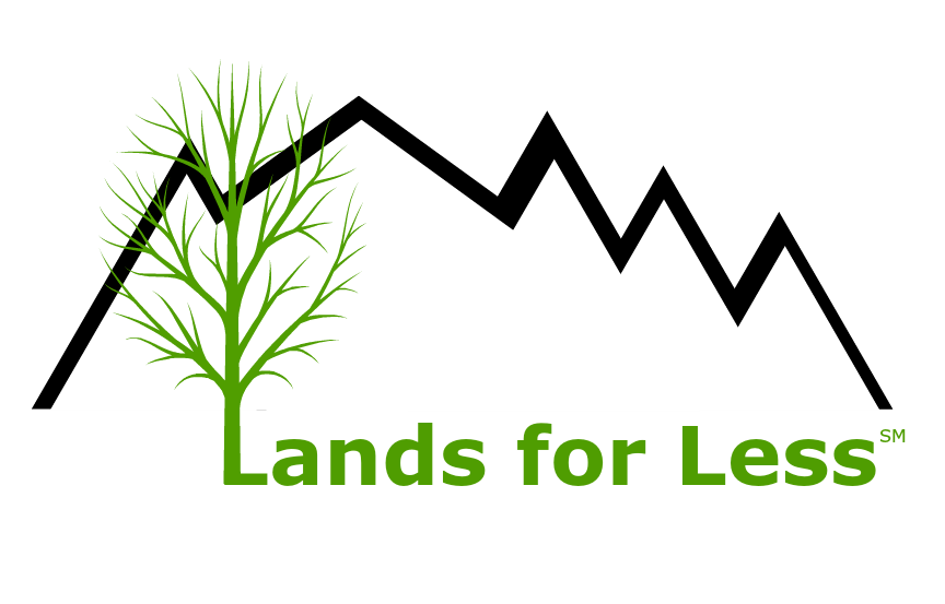 Lands For Less logo
