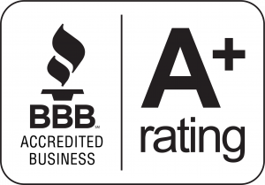 Our A+ BBB Rating!