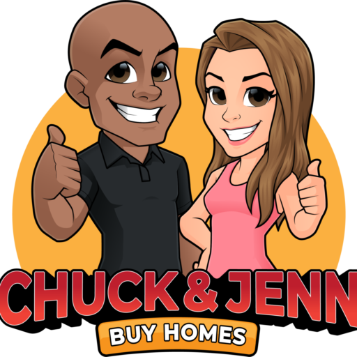 Chuck and Jenn Buy Homes logo
