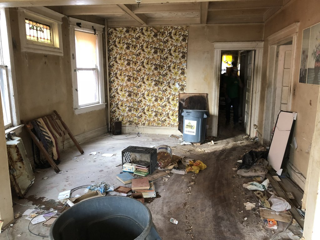 Inherited House in New Jersey