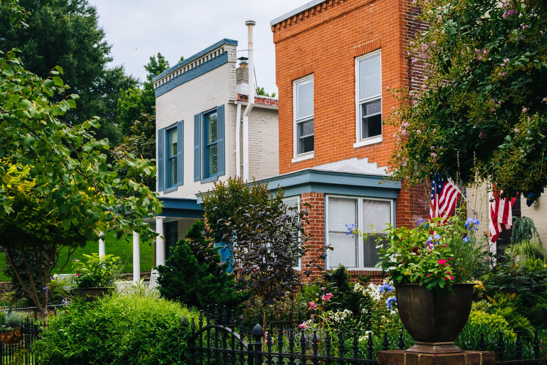 Baltimore Maryland fixer upper houses