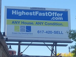 Highest Fast offer Billboard