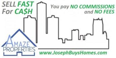 Joseph Buys Homes logo