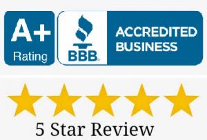 amaze-properties-llc-bbb-logo-five-stars