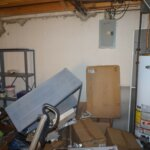 basement of detroit house needs repairs