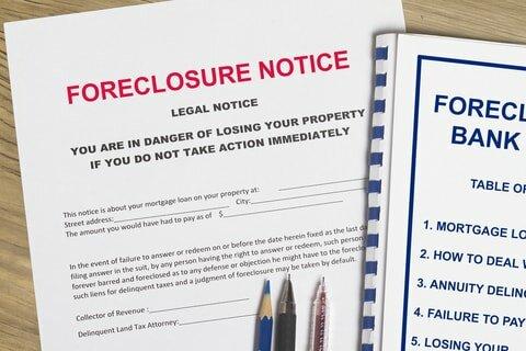 notice of foreclosure in detroit mi