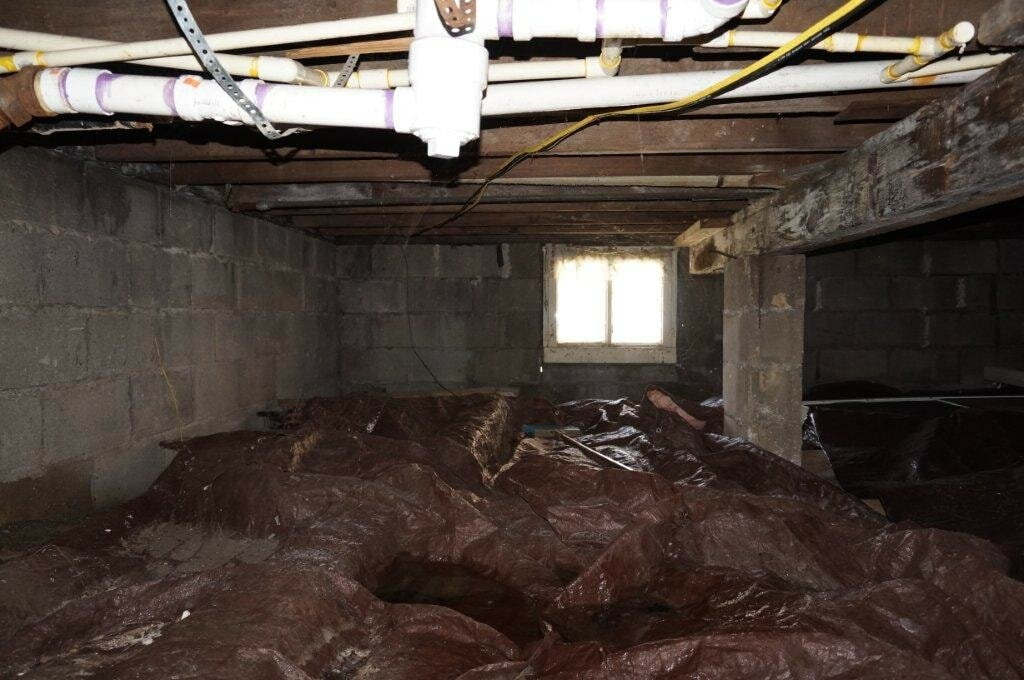 Detroit house in need of repairs