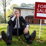 Waiting for house to sell